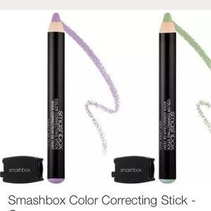 Smashbox color correcting stick - purple