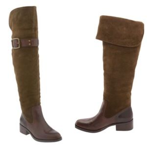 Jessica Simpson Shoes - JS 'Clancey' OTK riding boot