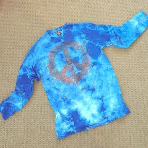 Charlie Rocket Other - New Charlie Rocket Teen Boys Peace Long Sleeve Top