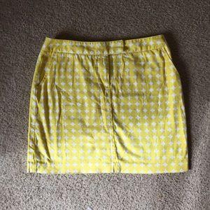 Larry Levine Dresses & Skirts - {Larry Levine Polka Dot Skirt}