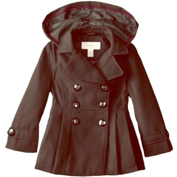 Pea Coat for Girls