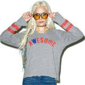 Sadie & Sage Tops - Awesome hoodie