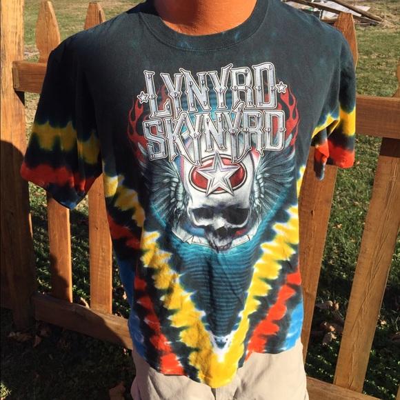 fd9ca4c5a5c8c3 Liquid Blue Other - Lynyrd Skynyrd Liquid Blue T Shirt Hard To Find