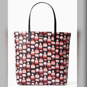 kate spade Handbags - 💜Kate Spade Take the Cake Bon Shopper
