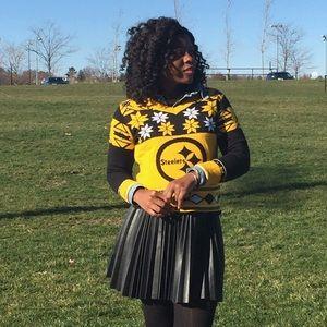 NFL Sweaters - Steelers knit sweater