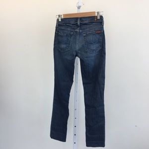 "7 For All Mankind Jeans - 7 For All Mankind Joyce Jeans 29"" Inseam"