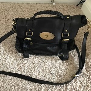 Mulberry women Alexa Leather crossbody bag