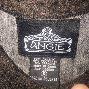Angie Tops - Angie Brand--sweater tunic