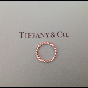 Tiffany & Co. Jewelry - 1 DAY SALE 🎉Tiffany & Co. Twist Ring