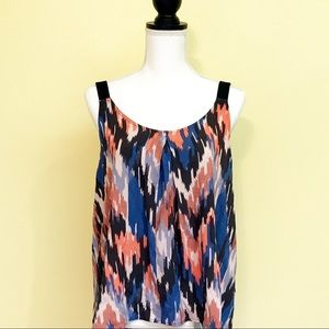 Willow & Clay Tops - Willow & Clay Charlie Double Scoop Tank