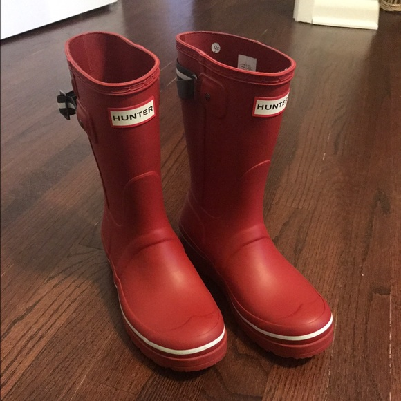 57% off Hunter Boots Shoes - Hunter Boots Size 6 from Dana's ...