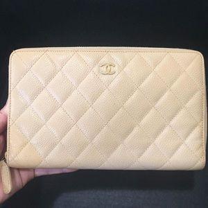CHANEL Handbags - Chanel Large Wallet