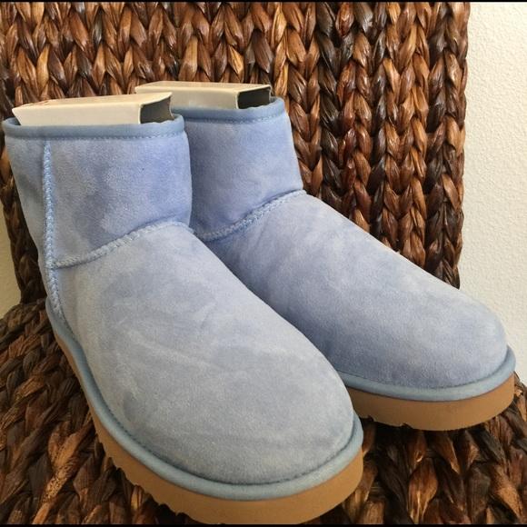 UGG Shoes | Ugg Classic Mini Light Blue