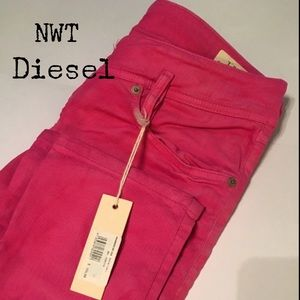 Diesel Denim - 🏆⬆️NWT Last and Final Price⬆️ DIESEL 💕jeans S:32
