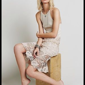 FREE PEOPLE NORAS DRESS