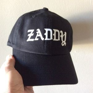 Accessories - Zaddy Dad Hat NWT 1a11cbad1000