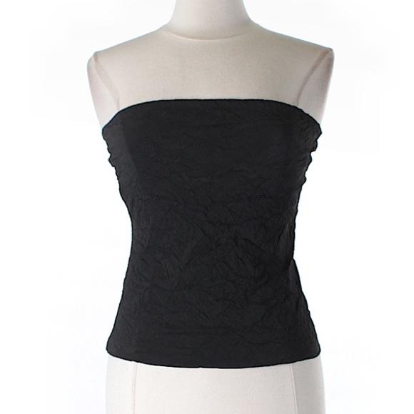 fcaa09a781a ... Crinkle Tube Top Shirt. M 5859c1fd99086a24c601c54e