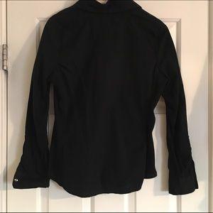 2cb1a1263a82 Converse Tops - Women s Converse All Star Black Collared Button Up