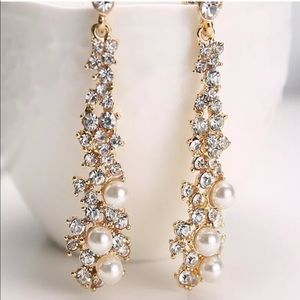Jewelry - Australian Crystal and Pearl