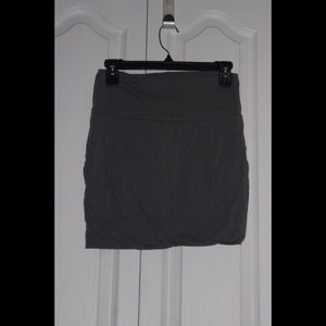 Grey Wet Seal Skirt
