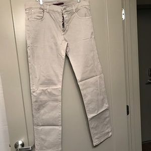 Isaia  Other - NWOT PERFECT 👌🏻 Isaia Gray Straight Jeans Sz 36