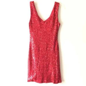 Crystal Doll Dresses & Skirts - New SZ S Sparkling Red Dress