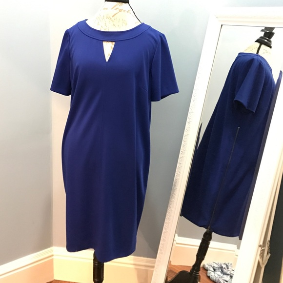 Plus Size Tahari Dress