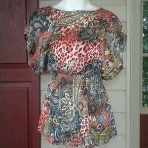 Stunning DIA blouse