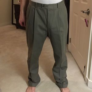 Natural Issue Other - Taupe/Olive Green Dress Pants