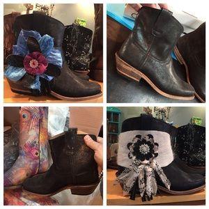 CoFi Shoes - CoFi black bootie