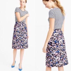 J Crew A-Line Skirt