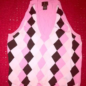 INC Sweater Vest