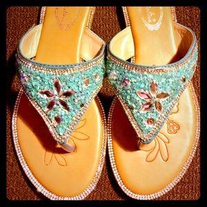 Brand New Italina Sandals