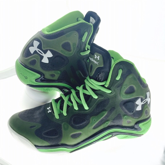 the best attitude d2891 00beb UA Micro G® Anatomix Spawn II Basketball Shoes