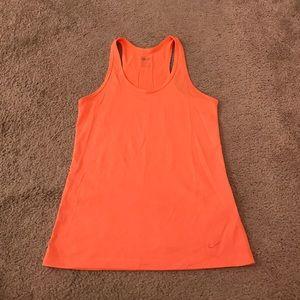 Size small Nike Dri-fit tank top