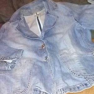 MXM Jackets & Blazers - 18 MXM jean jacket