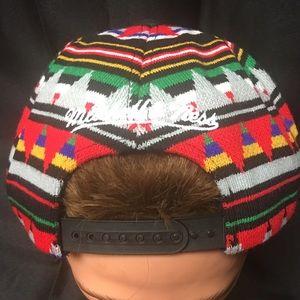 26d8b8f107082 Mitchell   Ness Accessories - Mitchell   Ness Chicago Blackhawks Aztec  Snapback