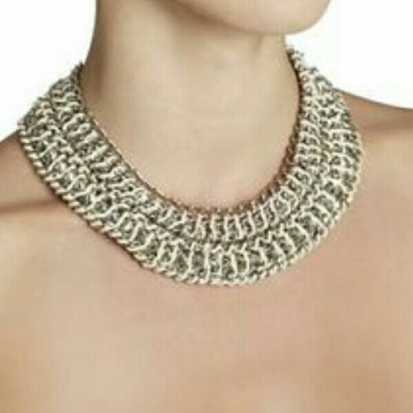 BCBGeneration Chain Spike Necklace qkOoLrQ