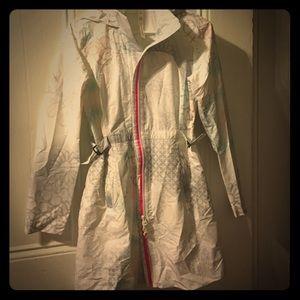 lululemon athletica Jackets & Blazers - RARE LULULEMON Hoodia Embrace 3/4 Jacket w Doves