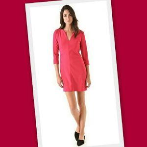 Diane von Furstenberg Dresses & Skirts - DVF Aurora Mini Dress in Cherry Rose
