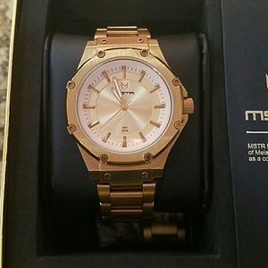 Other - Brand new Womens rose gold watch