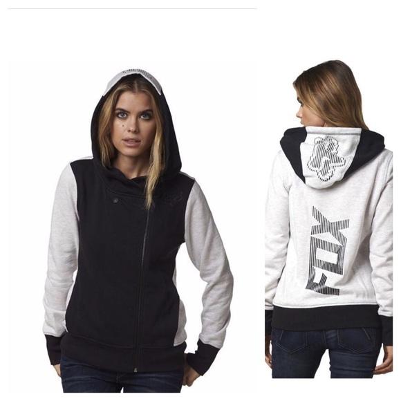 Womens fox racing jacket