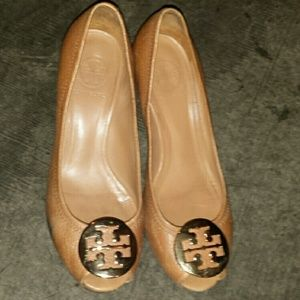 Tory Burch wedges size 7.5