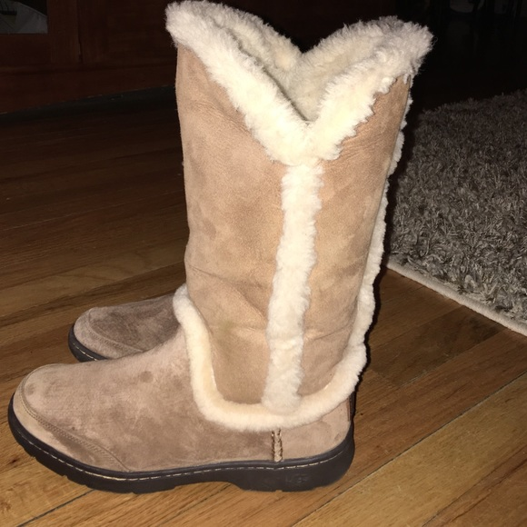 1044d958088 Tall Uggs Katia Boots authentic