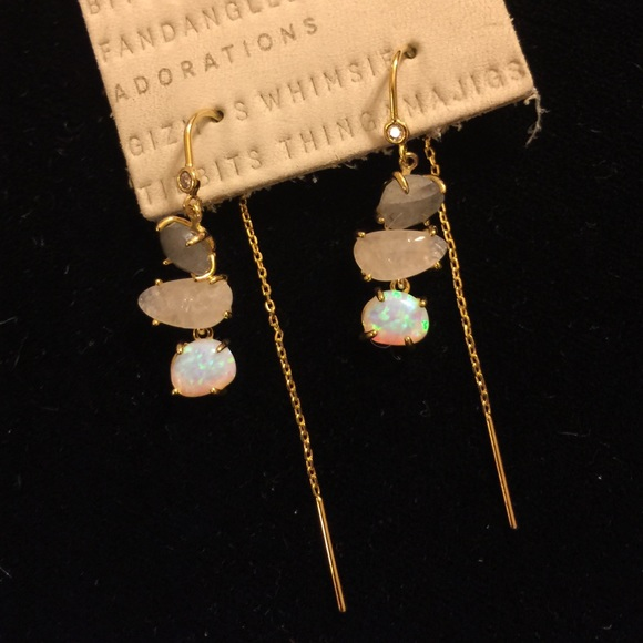 6b81c92736c9 Anthropologie Jewelry | Warm Tide Earrings Nwt | Poshmark