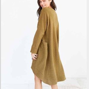 BRAND NEW!  Out From Under Saratoga long cardigan