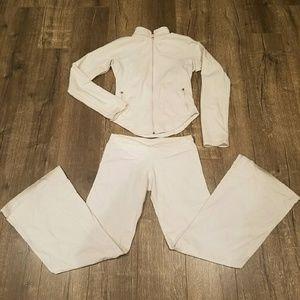 lululemon athletica Jackets & Blazers - Authentic Lululemon Define Jacket & Groove Pants