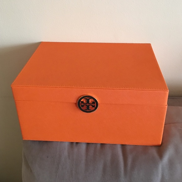 Tory Burch Accessories Jewelry Box Poshmark