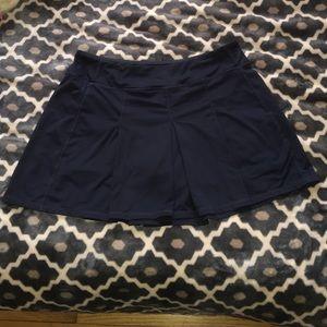 Kyodan Dresses & Skirts - Navy Blue Tennis Skirt