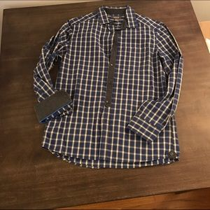 Kenneth Cole Reaction Other - 🔥SALE [mens] KENNETH COLE Men's Plaid Shirt